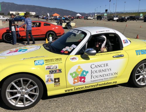 Cancer Journeys Foundation Creates Mix-gender Team Autocross Competition