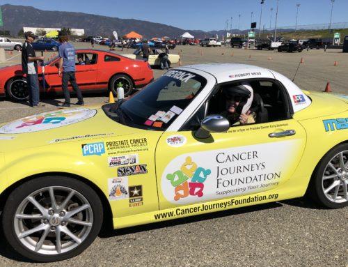 Cancer Journeys Foundation Creates Mix-gender Team Autocross Competition