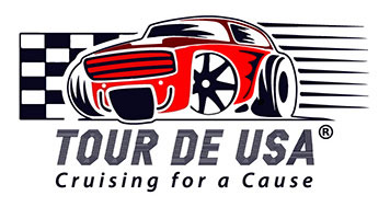 Tour de USA Mobile Logo